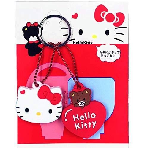 Hello Kitty Key Chain for Girls Women ❤Hello Kitty Gifts❤ | Hello Kitty Figures Sanrio Birthday Gift Bag Accessories