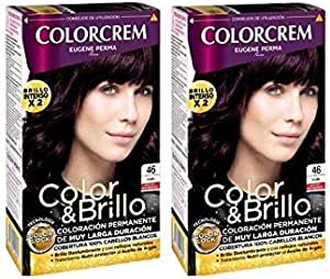 Colorcrem Tinte 2X1 46 Violin 200 gr
