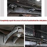 NIXFACE Center Skid Plates Rust Repair Frame RH