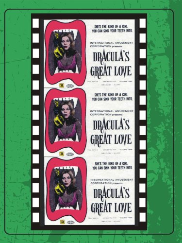 Count Dracula's Great Love - Popular The Colors Of 1970s