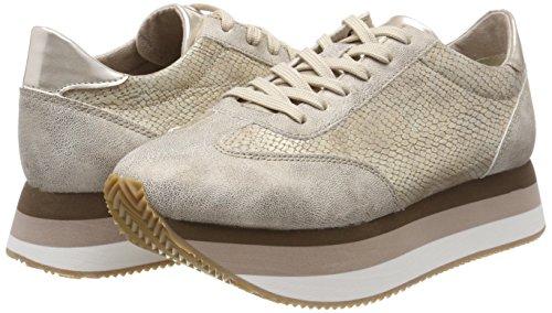Gold Tamaris Comb gold Low 23703 Women's Sneakers top rqBxqUXw6