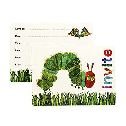 Amazon Com World Of Eric Carle The Very Hungry Caterpillar Party