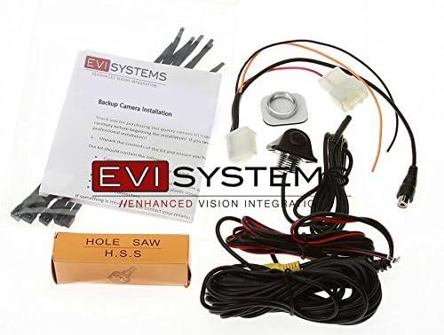 Backup Camera Kit Compatible with Subaru BR-Z Display Radios
