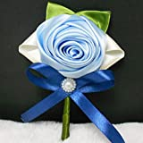 Wedding Corsage ,Bride and Groom Boutonniere ,Boutonniere (As Picture)