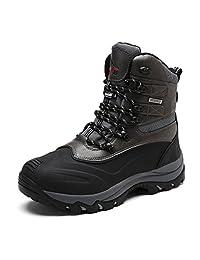 Arctiv8 Men's Insulated Waterproof Winter Snow Boots