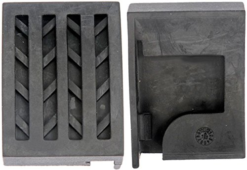 APDTY 103947 Emergency Parking Brake Pedal Replacement Rubber Pad Fits 2008-2013 Buick Enclave 2007-2013 GMC Acadia 2007-2010 Saturn Outlook (OE 15864570)