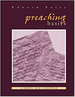 Book Preaching Basics