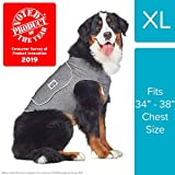 "Comfort Zone Calming Vests for Dogs, for Thunder and Anxiety, Extra Large (34-38"" Chest)"