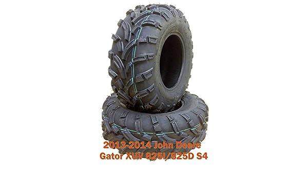 Set 2 front ATV Tires 26x9-12 for 13-14 John Deere Gator XUV 825I//855D S4