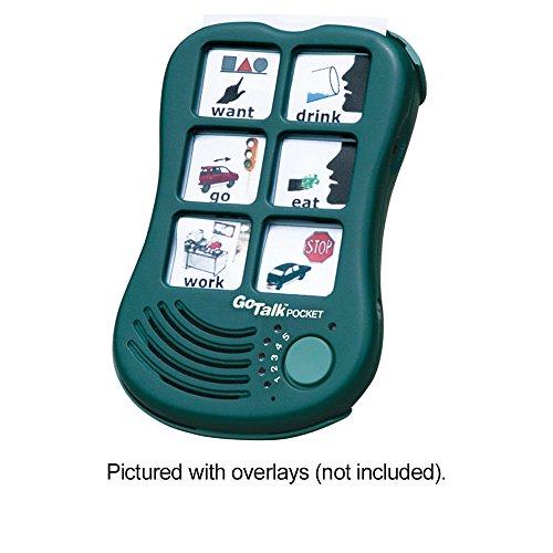 Attainment GoTalk Pocket Message Recorder by Attainment Co