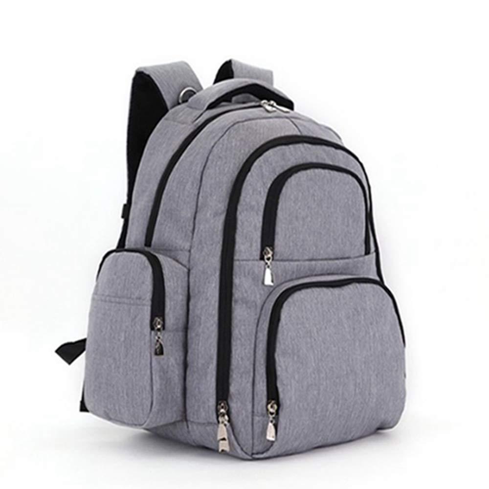 OLT-Backpack 多機能レジャーバッグ、大容量ママ旅行バッグ付き防水バッグバックパック B07RRKZGKH
