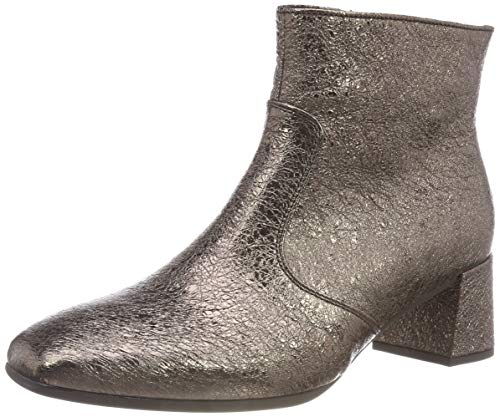 Basic Metal Femme Gabor Marron 30 Gabor Botines Shoes 8YxYTCUE
