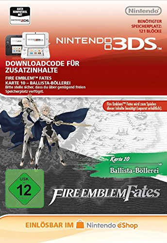 Fire Emblem Fates: Map 9 - Anna auf der Flucht DLC [3DS Download Code]