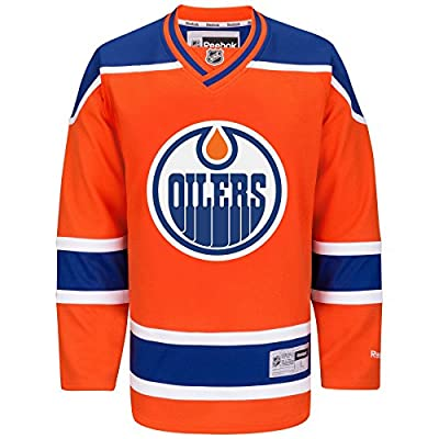 Edmonton Oilers 2015-16 Alternate NHL Hockey Jersey