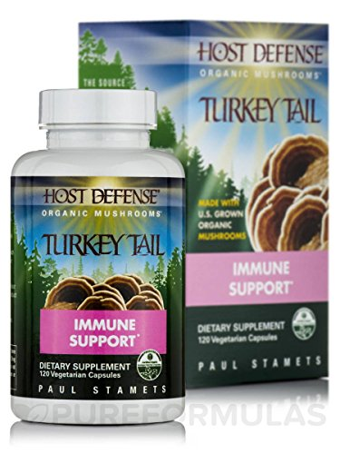 Turkey Fungi Perfecti Host Defense product image
