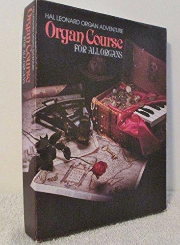 Hal Leonard Adventure Organ Course For All Organs Complete Box Set Part 1 & Part 2 1978 - Hal Leonard Organ