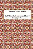 Kuningas Lear (Finnish), William Shakespeare William Shakespeare and Paavo Emil Cajander, 149542944X