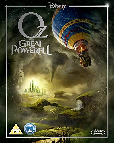 Oz the Great & Powerful [Blu-ray]]()