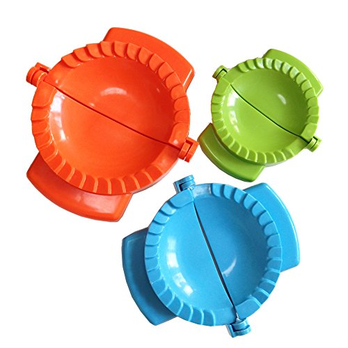 Rimobul Asian Kitchen Jumbo Dumpling Press - Set of 3