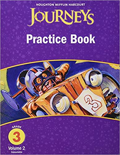 Journeys practice book consumable volume 2 grade 3 houghton journeys practice book consumable volume 2 grade 3 1st edition by houghton mifflin fandeluxe Gallery