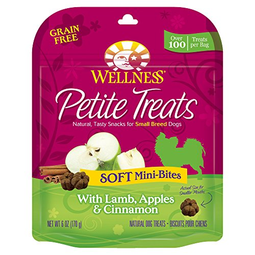 Wellness Petite Treats Small Breed Soft  - Bites Dog Treats Shopping Results
