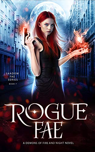 Rogue Fae (Shadow Fae Book 7)