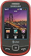 Samsung Flight SGH-A797 GSM Cell Phone Red AT&T NEW