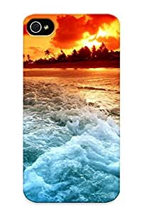 meilinF000Honeyhoney Shock-dirt Proof Ocean Case Cover Design For iphone 4/4s - Best LoversmeilinF000