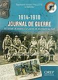Image de Journal de guerre 1914-1918