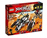 Lego Ninja Go transformer mecha battle Ride 70595