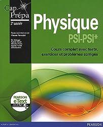 Physique PSI-PSI* (Inclus  eText)