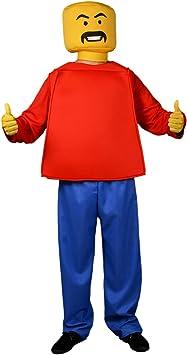 Morphsuits - Disfraz cabeza adultos, talla única (MCCUOBLOK1 ...