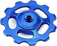 WINOMO 2pcs Aluminum Alloy Bike Bicycle Wheel Rear Derailleur Pulley 11T for Shimano