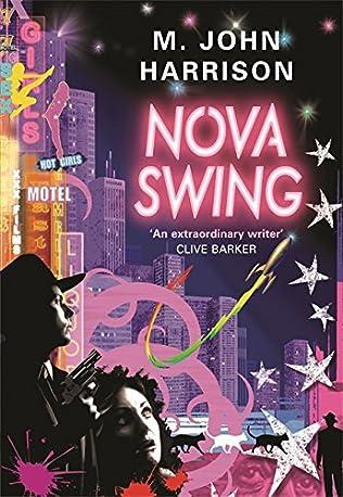 book cover of Nova Swing
