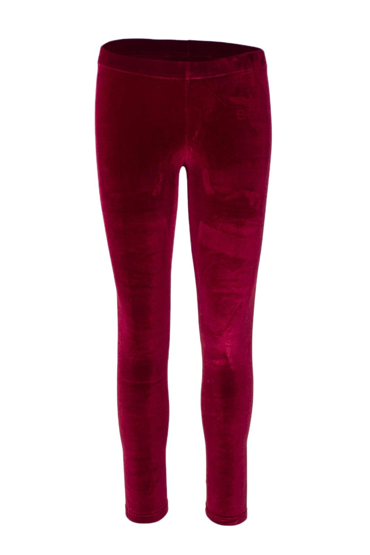 Boy London Women's BLD1619BURGUNDY Burgundy Polyester Leggings