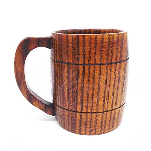 wooden beer cup - 4