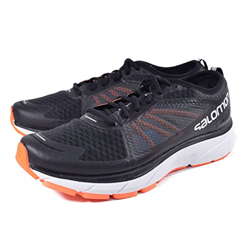Salomon Sonic RA - phantom/black/shocking orange