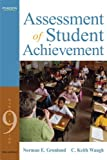 By Norman E. Gronlund - Assessment of Student Achievement: 9th (nineth) Edition
