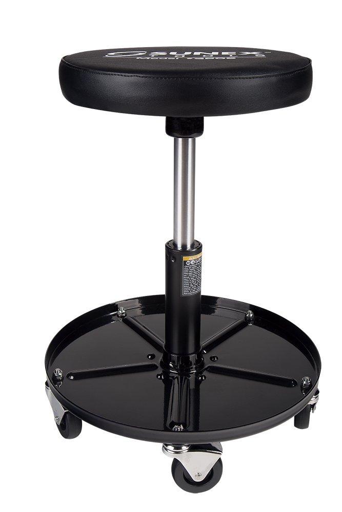 Sunex International 8509 EZ Set Pneumatic Professional Shop Seat by Sunex Tools