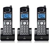 RCA 25055RE1 Dect 6.0 Cordless Expansion Handset 2-Line Landline Telephone - 3 Pack