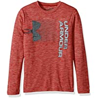 Under Armour Boys Crossfade Long Sleeve Shirts