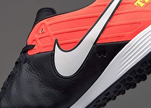 Noir Orange Salle de 018 White volt Chaussures Nike Black hyper Homme en Football 819224 wfZ8S
