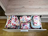 8pcs my FL Packing Cubes Organizers Set with Shoes