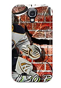 AnthonyJNixon Perfect Tpu Case For Galaxy S4/ Anti-scratch Protector Case (buffalo Sabres (29) )