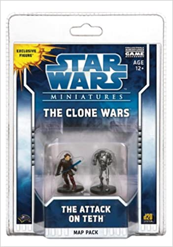 The Clone Wars: map pack 1: The Attack on Teth