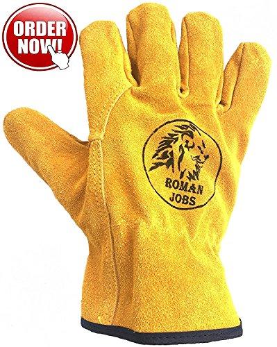 Best Leather Work Gloves - 9
