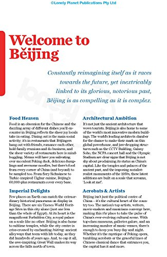 Lonely Planet Beijing (Travel Guide) by Lonely Planet (Image #8)