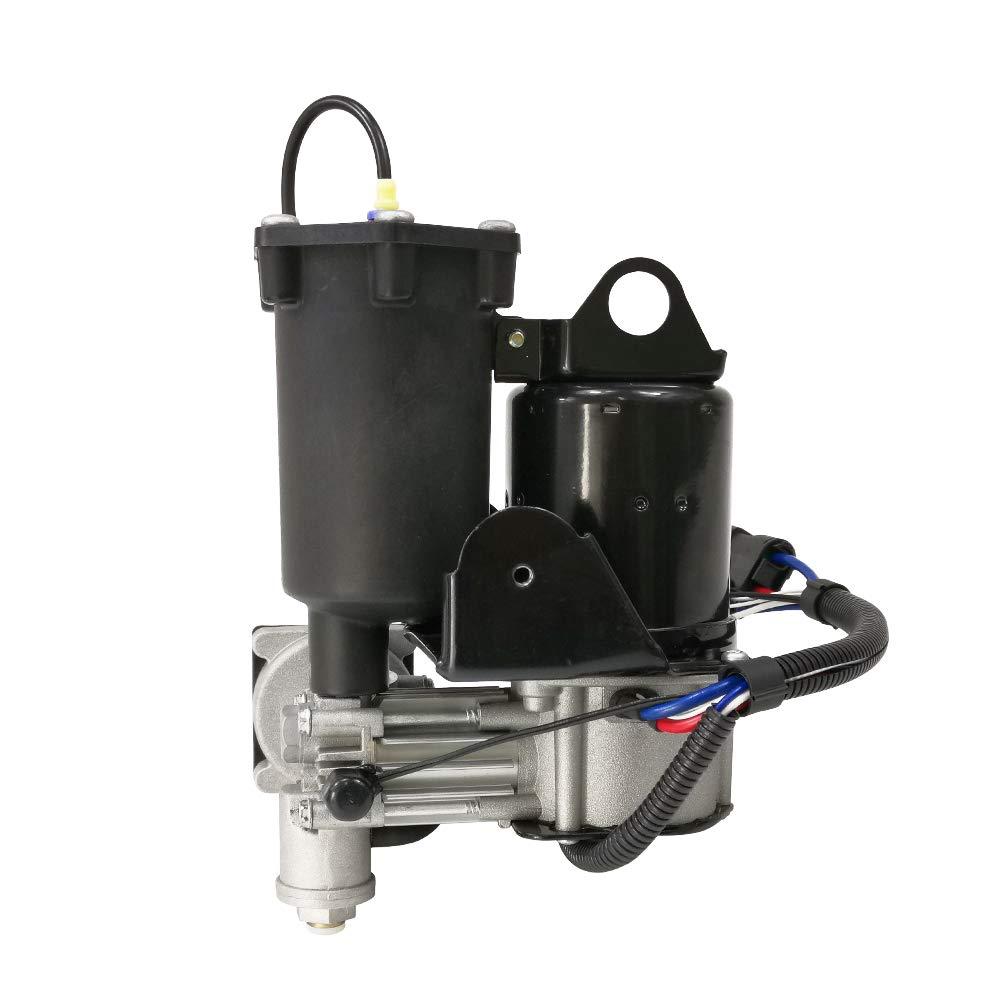 OEM Hitachi Style Air Suspension Compressor Pump for Land Rover Discovery 3 2004-12 Discovery 4 2010-13 Range Rover Sport 2005-13 LR038118 RYG500160 LR023964 LR045251 LR015303 LR037065 LR044360