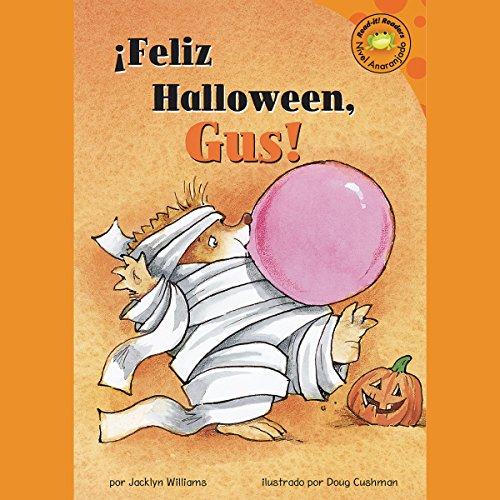 Feliz Halloween, Gus! (Happy Halloween, Gus!)]()
