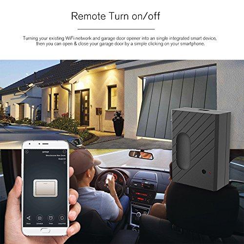 Amazon Owsoo Wifi Smart Switch Garage Door Controller